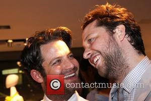 Nate Berkus and Derek Blasberg Reception for Derek Blasberg's new book 'Classy' at Barneys New York City, USA - 06.04.10