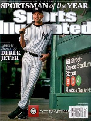 Derek Jeter appears on the December 2009 cover of 'Sports Illustrated' magazine USA - December 2009