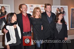 Mark Blum, Aidan Quinn, Desperately Seeking Susan, Rosanna Arquette and Susan Seidelman