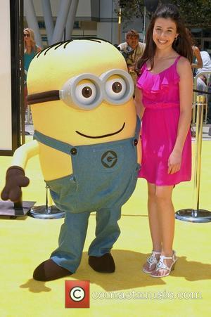 Dana Gaier Los Angeles Premiere Of Universal Pictures' Despicable Me at the Nokia Theatre- Arrivals Los Angeles, California - 27.06.10