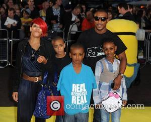Ashley Walters and guests Despicable Me - UK film premiere held at the Empire Leicester Square. London, England - 11.10.10