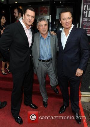Craig Fairbrass, Billy Murray, Martin Kemp Devil's Playground - DVD premiere held at the Prince Charles Cinema, Leicester Square -...