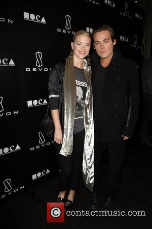 Jaime King, Jessica Stam and Kevin Zegers