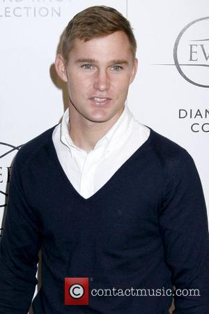 Brian Geraghty The Everlon Diamond Knot Collection host a celebrity luncheon in honour of Academy Award nominee Carey Mulligan, held...