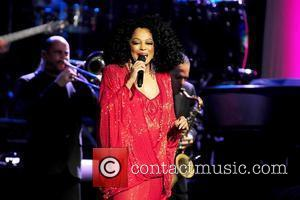 Diana Ross  performs at Hard Rock Live! inside the Seminole Hard Rock Hotel & Casino Hollywood, Florida - 21.11.10