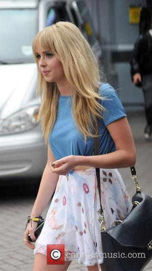 Diana Vickers and MTV