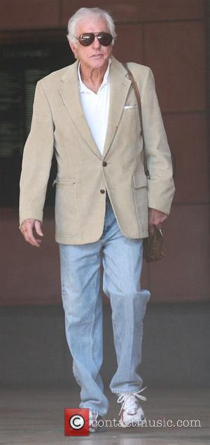 Dick Van Dyke leaving a medical centre in Beverly Hills Los Angeles, California - 27.01.10
