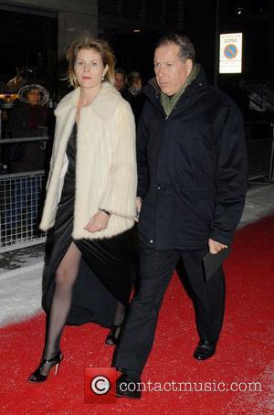 Serena Linley and David Linley,  The Dickensian Ball held at Harrods - Outside Arrivals. London, England - 01.12.10