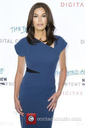 Teri Hatcher Digitas and The Third Act: Present Digital Content NewFront 2010 Conference - Arrivals New York City, USA -...