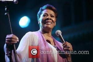 Dionne Warwick performing at Paradiso  Amsterdam, Holland - 05.09.10