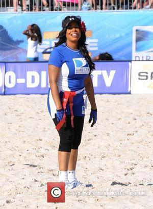 Actress Niecy Nash The Fourth Annual DIRECTV Celebrity Beach Bowl at DIRECTV Celebrity Beach Bowl Stadium at South Beach...