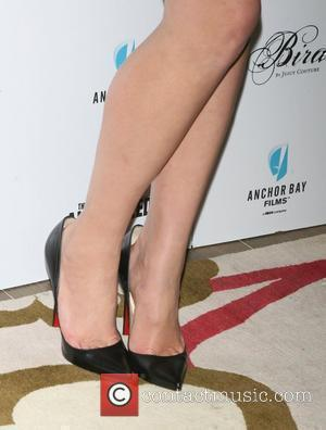 Gemma Arterton Shoes and Gemma Arterton