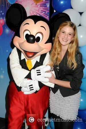 Caroline Sunshine Disney On Ice presents 'Let's Celebrate!' held at L.A. LIVE.  Los Angeles, California - 15.12.10