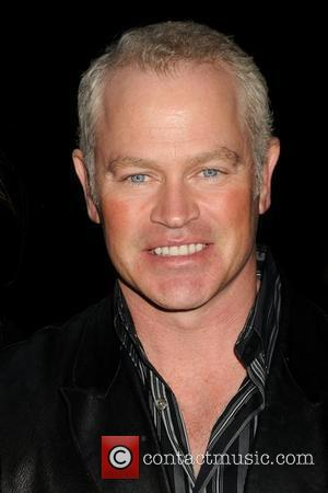 Neal McDonough Disney On Ice presents 'Let's Celebrate!' held at L.A. LIVE.  Los Angeles, California - 15.12.10
