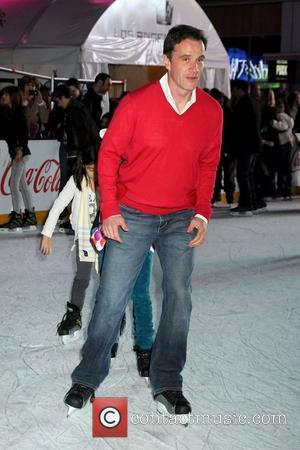Tim DeKay Disney On Ice presents 'Let's Celebrate!' held at L.A. LIVE.  Los Angeles, California - 15.12.10