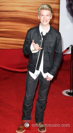Kenton Duty  Disney's 'Tangled' Los Angeles Premiere at the El Capitan Theatre - arrivals Hollywood, California 14.11.10