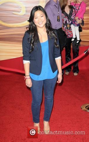 Jenna Ushkowitz Disney's 'Tangled' Los Angeles Premiere at the El Capitan Theatre - Arrivals Los Angeles, California 14.11.10