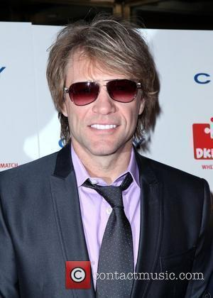 Jon Bon Jovi DKMS' 4th Annual Gala 'Linked Against Leukemia' at Cipriani 42nd Street New York City, USA - 29.04.10