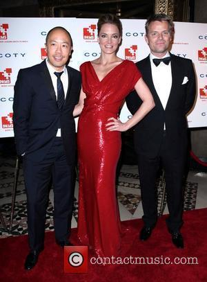 Katharina Harf and guests DKMS' 4th Annual Gala 'Linked Against Leukemia' at Cipriani 42nd Street New York City, USA -...