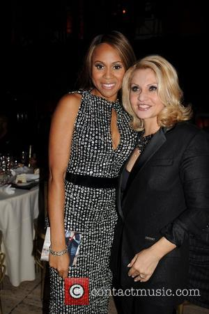 Deborah Cox and Orfeh 2010 North Shore Animal League America's 4th annual DogCatemy gala at Cipriani, Wall Street - Inside...