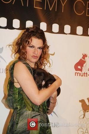 Sandra Bernhard and Wall Street