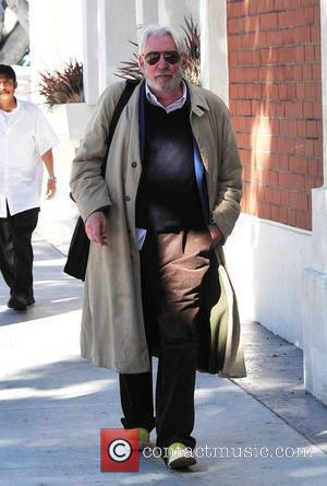 Veteran actor Donald Sutherland out and about in Santa Monica, California - 07.12.10