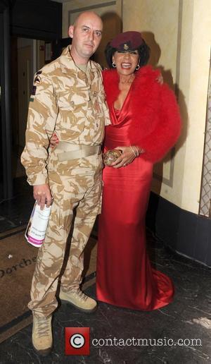 Shirley Bassey and Ben Ofoedu