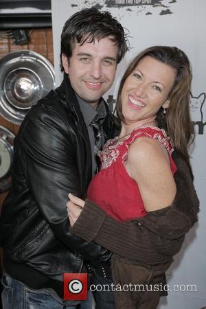 Ryan James and Melissa Disney