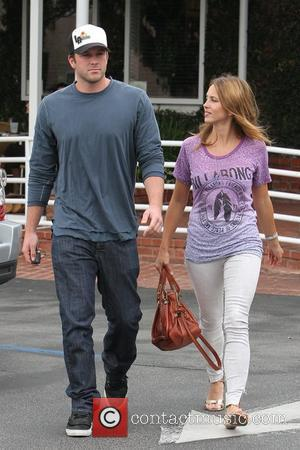 Doug Reinhardt  seen shopping at the Fred Segal store with his new girlfriend. Los angeles, California - 27.05.10