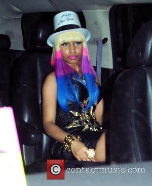 Minaj: 'I'm Not Dating Rihanna'