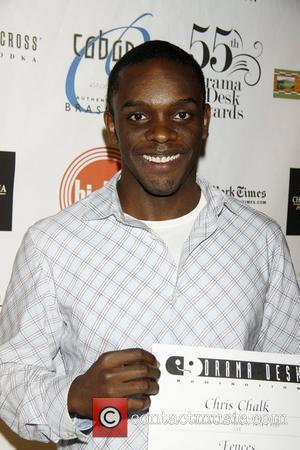 Chris Chalk The Official 2010 Drama Desk Award Nominees Reception held at the Churrascaria Plataforma.  New York City, USA...