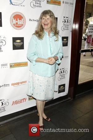 Judith Ivey  The Official 2010 Drama Desk Award Nominees Reception held at the Churrascaria Plataforma.  New York City,...