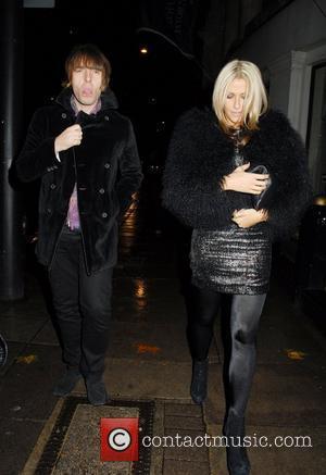 Liam Gallagher and Nicole Appleton
