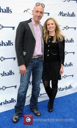 Kristen Bell and Robert Verdi