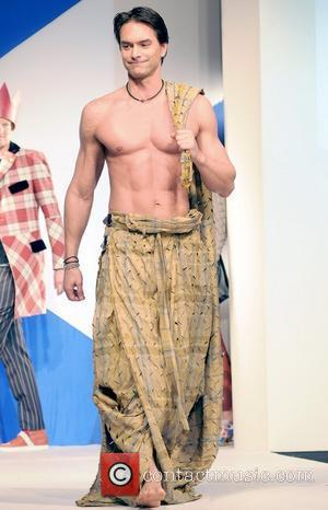 Marcus Schenkenberg 2010 'Dressed To Kilt' Charity Fashion Show at M2 Ultralounge - Runway New York City, USA - 05.04.10