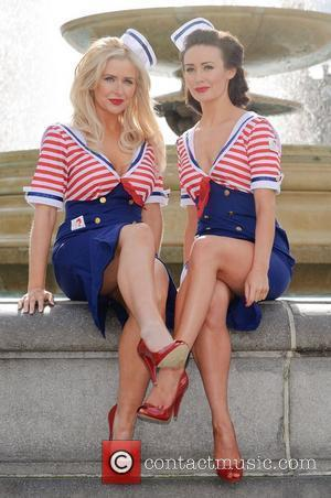 Gemma Merna and Claire Cooper
