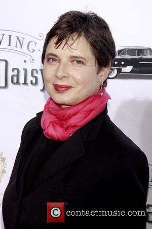 Isabella Rossellini Opening night of the Broadway production of 'Driving Miss Daisy' at the Golden Theatre - Arrivals New York...