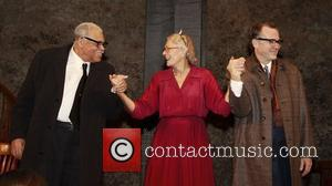 James Earl Jones, Boyd Gaines, Driving Miss Daisy and Vanessa Redgrave