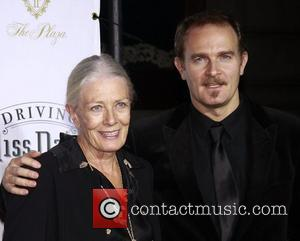 Vanessa Redgrave and her son Carlo Nero Opening night after party for the Broadway production of 'Driving Miss Daisy' held...
