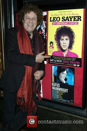 Leo Sayer  The 'Dueting For The Kids' concert of duets held at the State Theatre by Australia's finest singers...