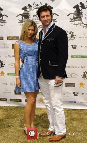 Nick Knowles Duke Of Essex Polo Trophy at Gaynes Park Essex, England - 17.07.10