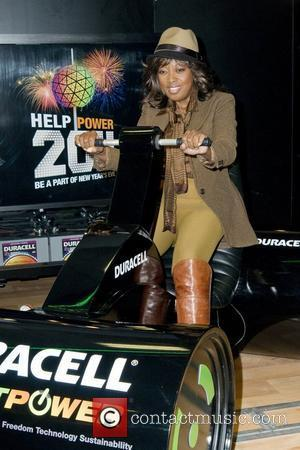Star Jones Launch of Duracell Mobile Smart Power Lab at 46th and 8th Avenue  New York City, USA -...