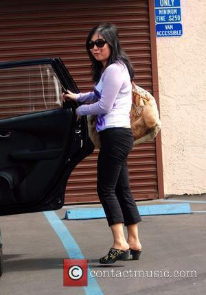 Margaret Cho  outside the dance-rehearsal studio for ABC-TV's 'Dancing with the Stars'.  Los Angeles, California - 29.09.10