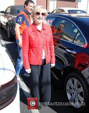 Florence Henderson arrives at the rehearsal studio for Dancing with the Stars  Hollywood, California - 17.09.10