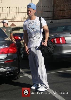 Mike The Situation Sorrentino outside the dance rehearsal studio for ABC's 'Dancing with the Stars'  Los Angeles, California -...
