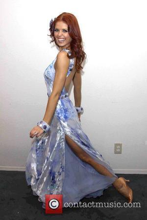 Anna Trebunskaya, CBS and Dancing With The Stars