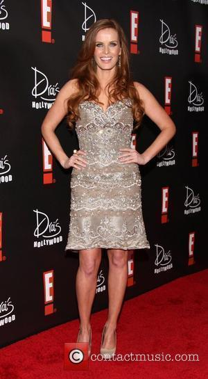Rebecca Mader E! Oscar Viewing and After Party held At Drai's in The W Hotel Hollywood, California - 07.03.10