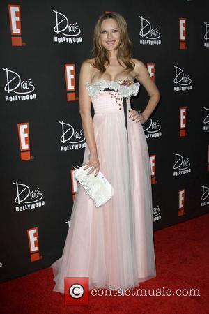 Natasha Alam E! Oscar Viewing and After Party held At Drai's in The W Hotel Hollywood, California - 07.03.10
