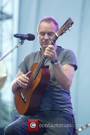 Sting Continues Fight Against Brazil Dam