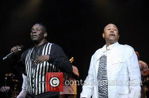 Maurice White and Earth Wind And Fire